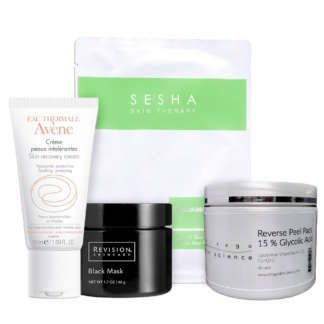 Cleansing Curated Skincare Kit