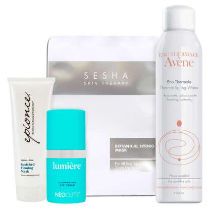 Hydrating Curated Skincare Kit