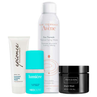 Physical Exfoliation Curated Skincare Kit
